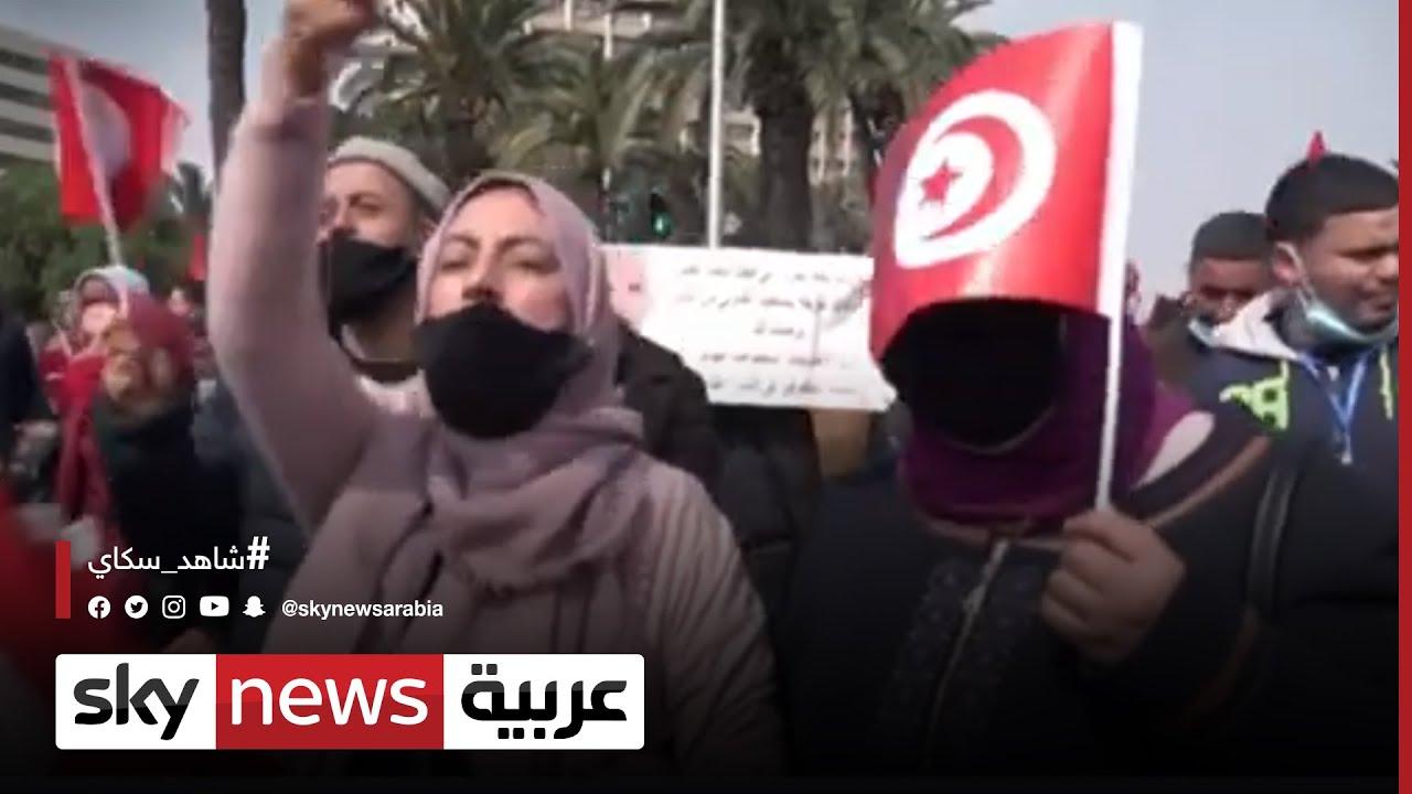 تونس.. نقابة الصحفيين تدين عنف النهضة وتقرر اللجوء للقضاء  - 03:57-2021 / 3 / 1