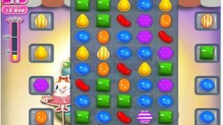 Candy Crush Level 207 Walkthrough Video & Cheats