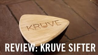 Product Review: Kruve Sifter