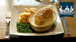Chicken And Bacon Pie - The Classic Pub Dish With Meadowland