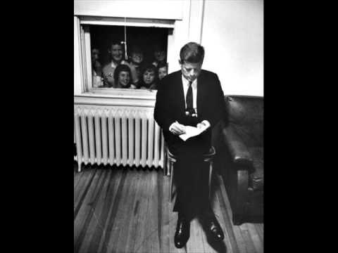 John F. Kennedy - Address to the Commonwealth of Massachusetts