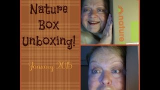 NATURE BOX: January 2015 Thumbnail