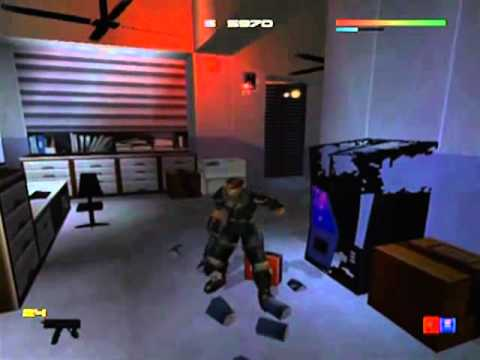 Play Fighting Force Sony PlayStation online