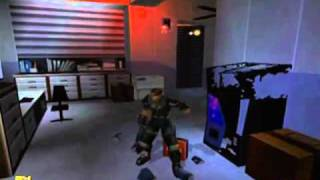 Fighting Force 2 Game Sample - Dreamcast