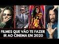 FILMES DE AÇÃO QUE VÃO BOMBAR EM 2019 E 2020 - YouTube