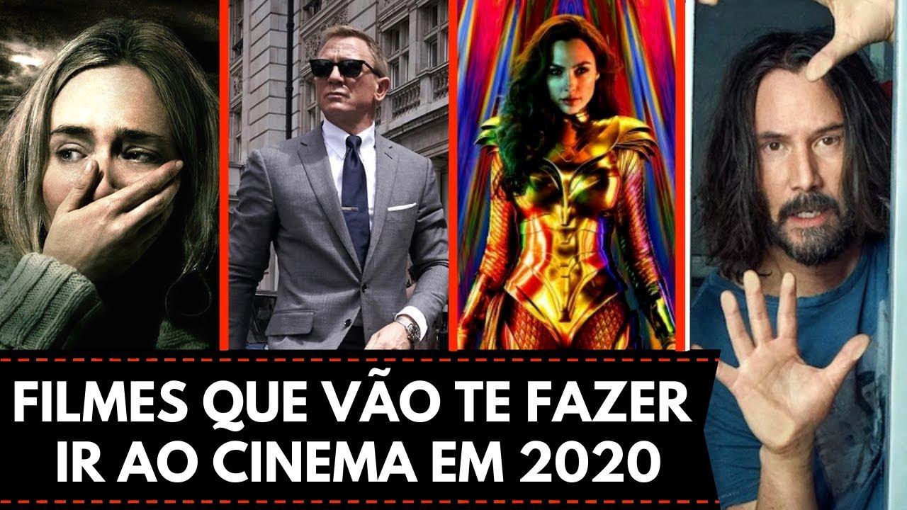 20 FILMES QUE VÃO TE FAZER IR AO CINEMA EM 2020