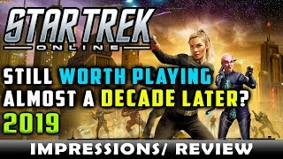 Is Star Trek Online Still Worth Playing in 2019? [In-Depth MMORPG Impressions]