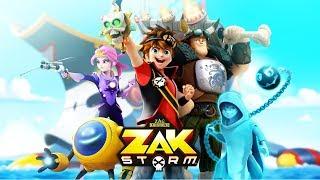ZAK STORM ⚔️ Rencontre l'équipage  ⚡️