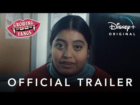 Growing Fangs | Official Trailer | Disney+ Singapore