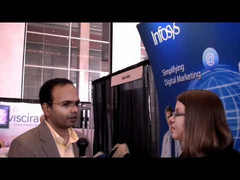 Med Ad News Speaks With Infosys At Digital Pharma East
