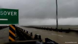 TROPICAL STORM CINDY Day 1: New Orleans, LA through Mobile, AL