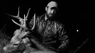 Kansas deer hunting during early muzzleloader season
