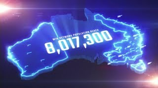 WIN Television - 'Entertaining Australia' promo - Version 1 (August 2017)