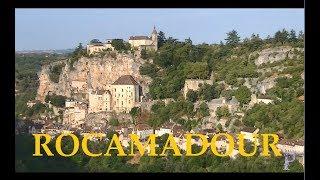 Rocamadour, cité religieuse et médiévale, France
