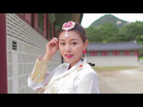Где снимают КОРЕЙСКИЕ ДОРАМЫ? Кореянка в Ханбоке 경복궁 한복영상 오마이필름-민경하 минкюнха minkyungha