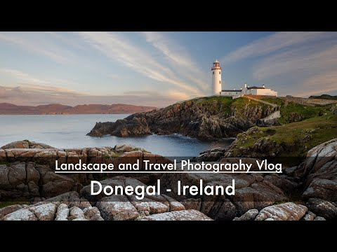 Landscape Photography and Travel Photography in Donegal, Ireland
