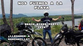 Rodada en moto |GDL  Manzanillo| Italika DM200