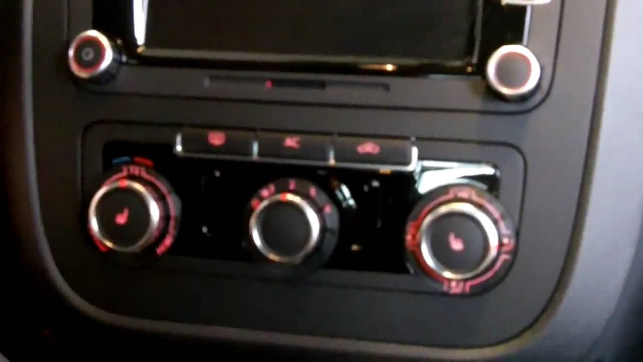 2010 VW Jetta SE Features/Controls/Bluetooth
