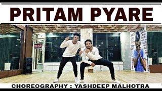 Aa Re Pritam Pyaare | Bollyhop | Yashdeep Malhotra | Dance | Choreography