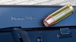 10mm Underwood Ammo Gold Dot 180 gr Ammo Test