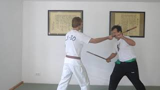 Kung Fu Bros Li Funk und Michi Kali Stockkampf!