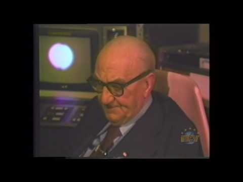 Geoff Stirling Interview with Hon. Joesph R. Smallwood 1978 - NTV Captain Atlantis Special