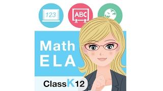 ClassK12 Math and ELA Home 1080