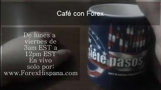 Forex con Café del 8 de Enero del 2020