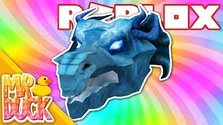 HOW TO GET THE WATER DRAGON HEAD - ROBLOX AQUAMAN EVENT [ENDED]