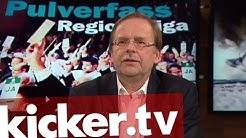 3. Liga vs. Regionalligen: Kochs Gedankenspiele - kicker.tv