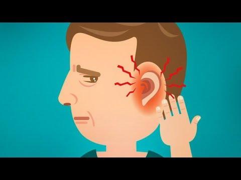 Когда глотаю ухо болит