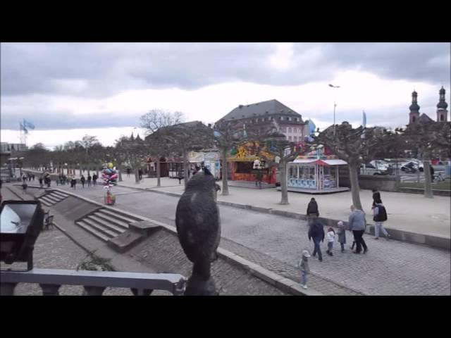 Geisterbahn Haunted Castle - Lütjens (Onride) @ Mainzer Rhein Frühlingsfest 2016