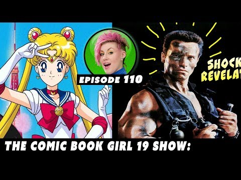 Commando & Sailor Moon  ► Movie Review Dualism ► Ep 110