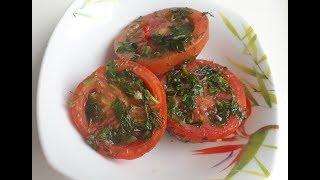 Маринованные помидоры в пакете. Очень простой и вкусный рецепт, маринованных помидор в пакете