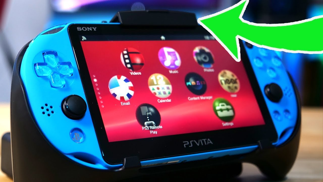 EVERY PS VITA OWNER NEEDS THIS RIGHT NOW!!!! | Hori L2 R2 Grip Review |