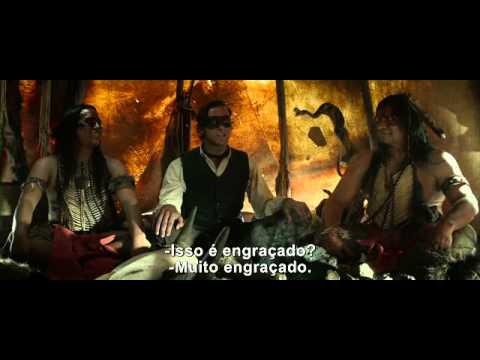 Trailer do filme O Cavaleiro Solitário