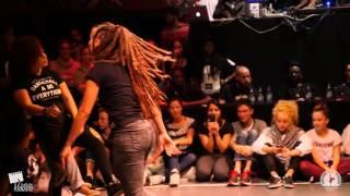 Blaakow & Kate vs. Swaggi Maggi & Jay - DANCEHALL FINAL | Berlin