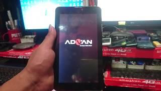ADVAN E1C 3G LUPA POLA RESET..