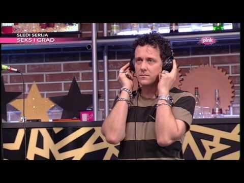 Ami G Show S08 - E29 - Muzicka opstrukcija - Dzenan i Milan Vasic