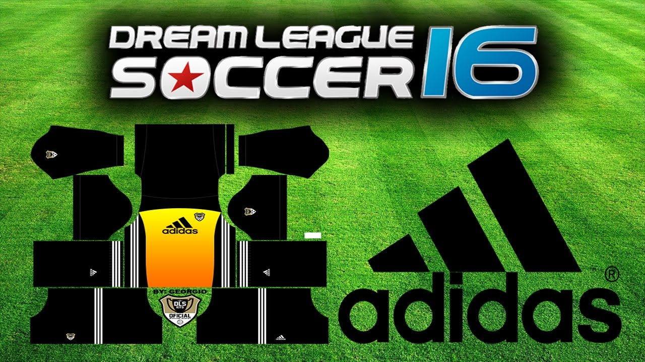 e63f0015702 How to Import Adidas Kit in Dream League Soccer 2017 - YouTube