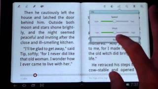 eBook app Galaxy Tab 10.1 Arabic - تطبيق إي بوك لقراءة الكتب