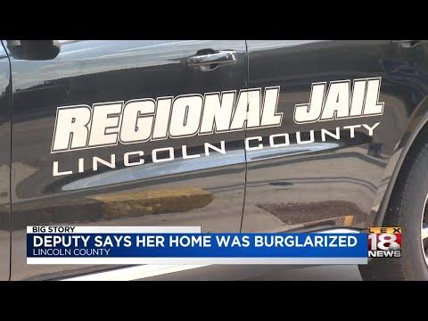 Lincoln County Deputy Jailer Says Strange Woman Broke-In, Cleaned