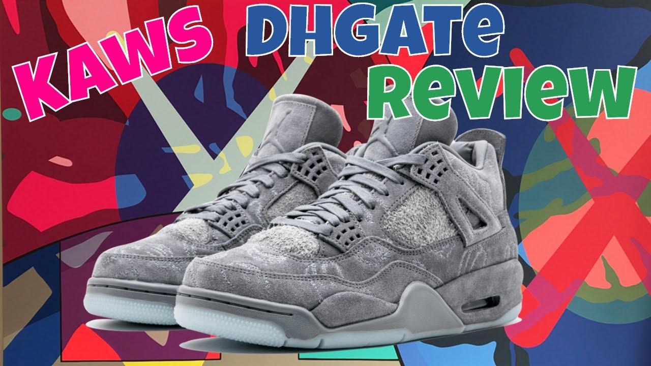 dfed261a69f Dhgate Air Jordan 4