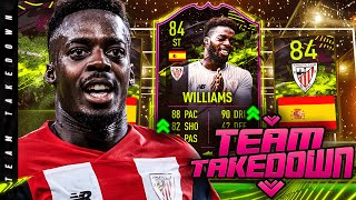 Rulebreaker Inaki Williams Team Takedown!!! Shooting or Dribbling?!?!?