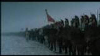 La charge à Eylau - Le colonel Chabert (1994)