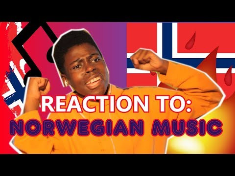 BRITISH BOY REACTS TO NORWEGIAN MUSIC(RAP/HIP HOP)