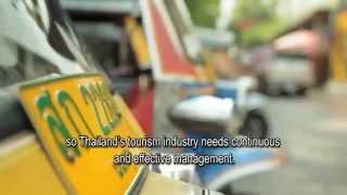 โลก 360 องศา ชุด เป็นสากล บนวิถีไทย ตอน ท่องเที่ยวไทย สร้างรายได้ เสริมภาพลักษณ์