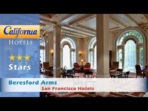 Beresford Arms, San Francisco Hotels - California
