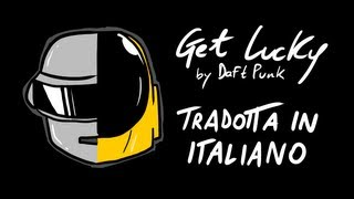 Get Lucky tradotta in ITALIANO con Google Translate - Scottecs Parody Cartoons