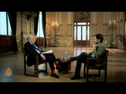 The Frost Interview - Gael Garcia Bernal: 'Being optimistic' - YouTube